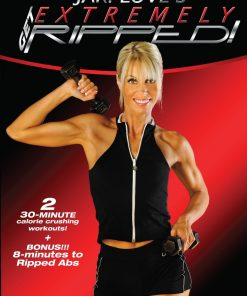 Jari Love-Get Extremely RIPPED!