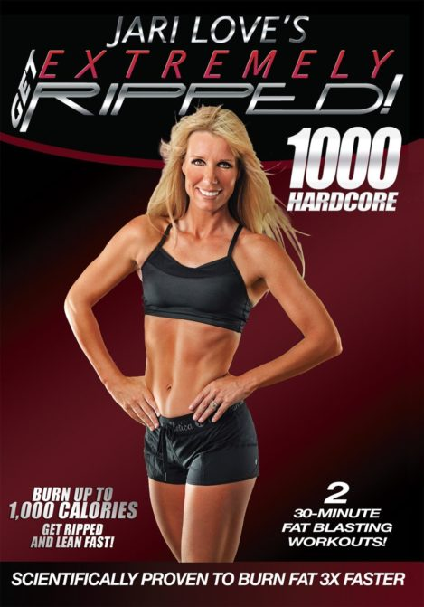 Jari Love-Get Extremely RIPPED! 1000 Hard Core