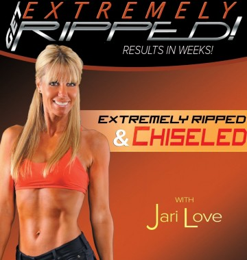 Jari Love-Get Extremely RIPPED! and Chiseled