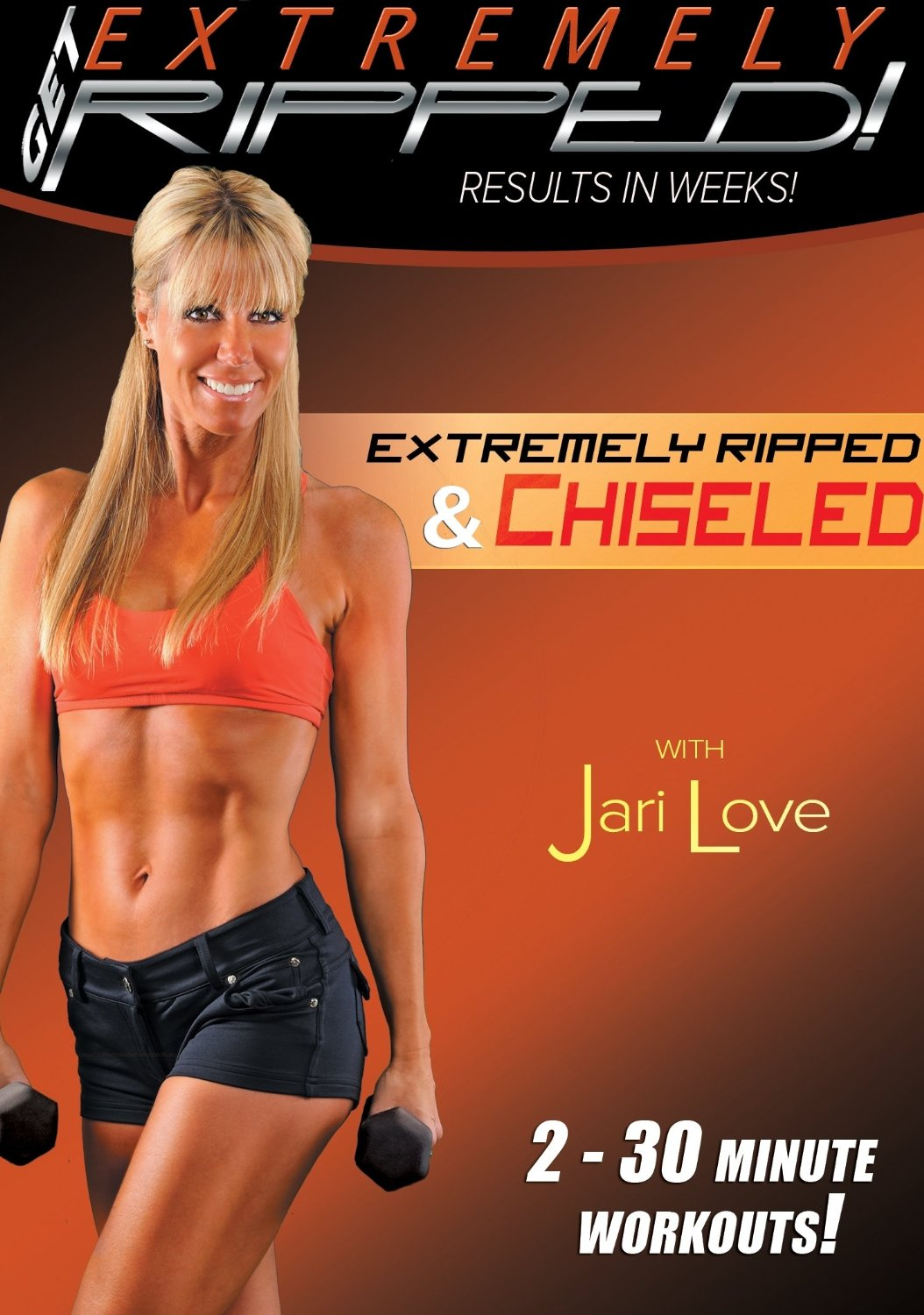 Jari Love Todd Washburn Get Ripped Cardio Workout The Chase Listen Online And