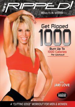 Jari Love-Get RIPPED! 1000