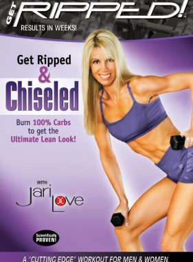 Jari Love-Get RIPPED! and Chiseled