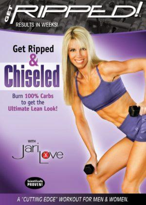 Jari Love-Get RIPPED! and Chiseled