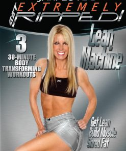 Jari Love-Get Extremely RIPPED! Lean Machine