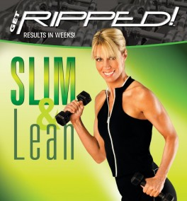 Jari Love-Get RIPPED! Slim and Lean