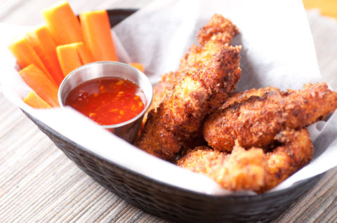 Grain Free Boneless Chicken Strips