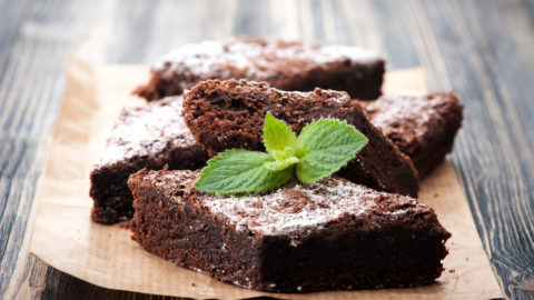 Guilt Free Brownies – A Yummy Treat!