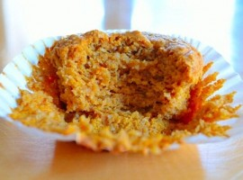 recipe – Sweet Potato Protein Muffins
