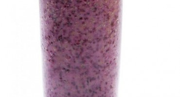 recipe – Blue Antioxidant Protein Smoothie