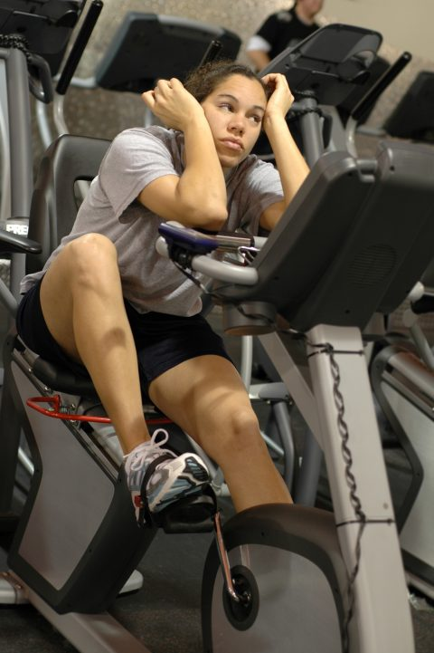 Hitting an Exercise Plateau: What to do