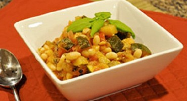 White Bean Ratatouille Recipe