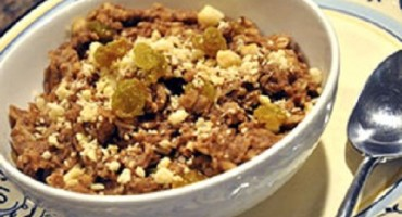 recipe – Protein Oatmeal