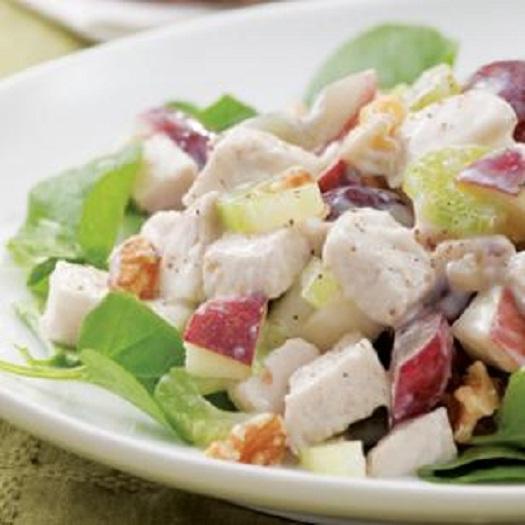 Protein Rich Chicken Waldorf Salad » Jari Love