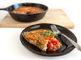 recipe -Healthy Mexican Frittata Recipe