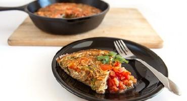 recipe -Healthy Mexican Frittata Recipe