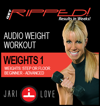 Audio Workout Weights 1