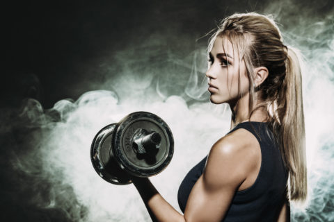 10 Moves + 10 Reps Each = Defined Arms