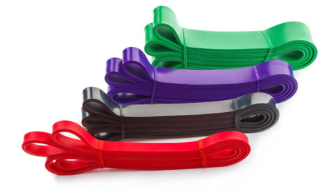 Increase Strength with Resistance Bands