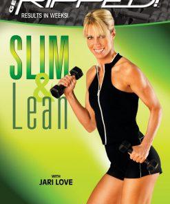 Jari Love Get Ripped Slim and Lean