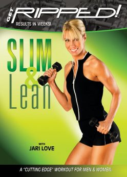 Jari Love Get Ripped Slim and Lean