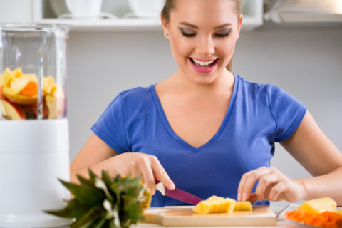 3 Must-Haves In Every Meal For New Year's Weight Loss