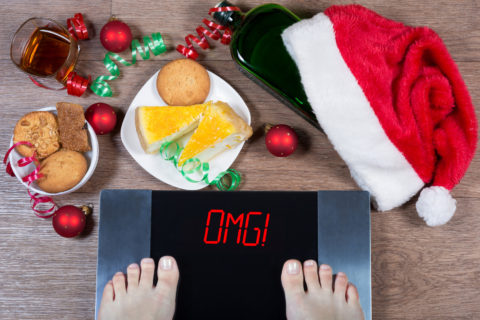 How to Lose Holiday Weight Gain