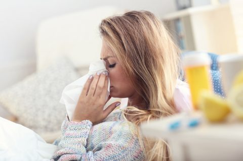 Precisely What To Eat When You Have A Cold Or Flu