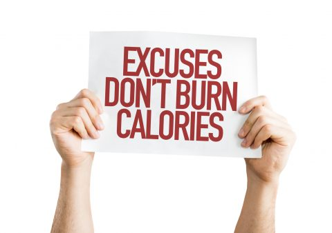 Excuses For Not Exercising: Your Top 5