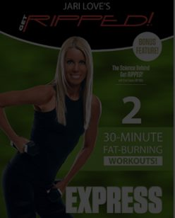 Get RIPPED!® Fitness DVD Streaming & Downloads