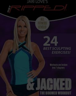 Get RIPPED!® Fitness DVDs
